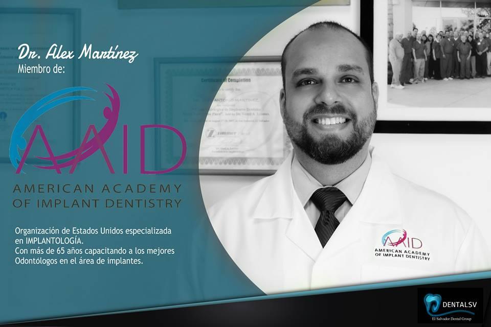 dr alex martinez