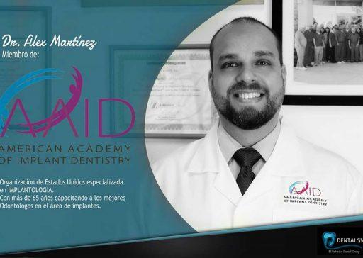 perfil del dr alex martinez